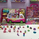 Shopkins C3 Food Fair Truck