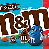 Hazelnut Spread M&M's Share Size