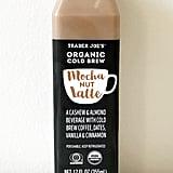 Pick Up: Organic Cold Brew Mocha Nut Latte ($4)