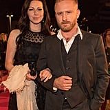 Laure Prepon and Ben Foster