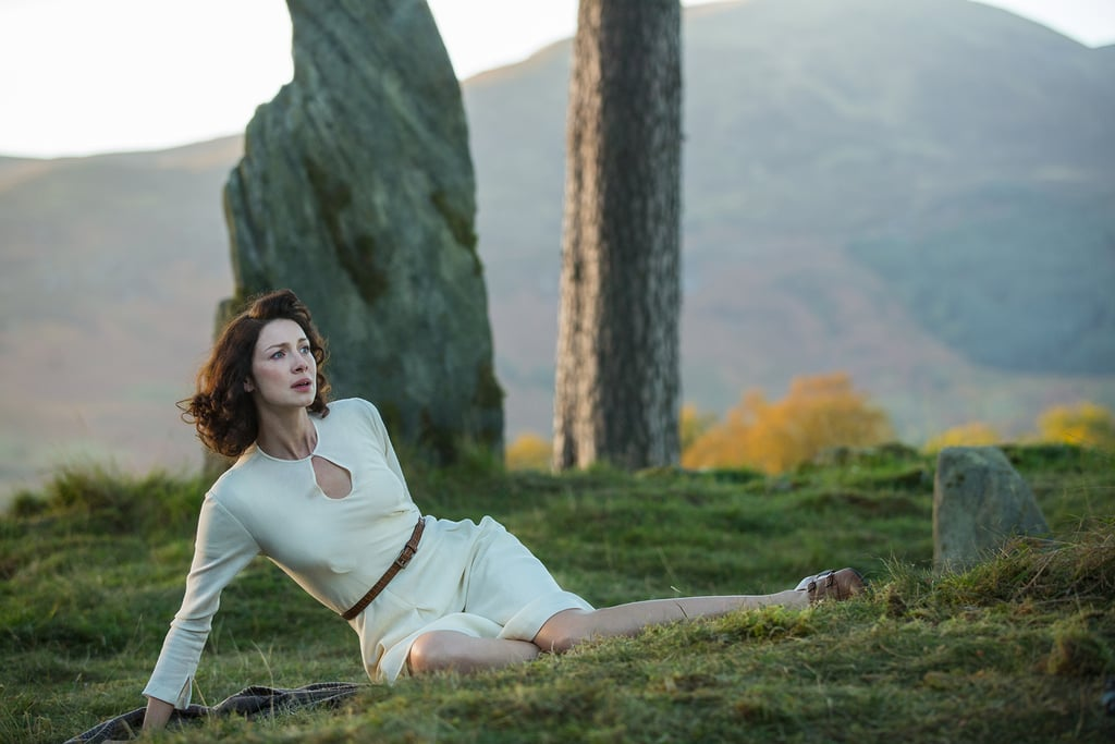 Get Ready For the Outlander Premiere With Steamy, Action-Packed Pictures
