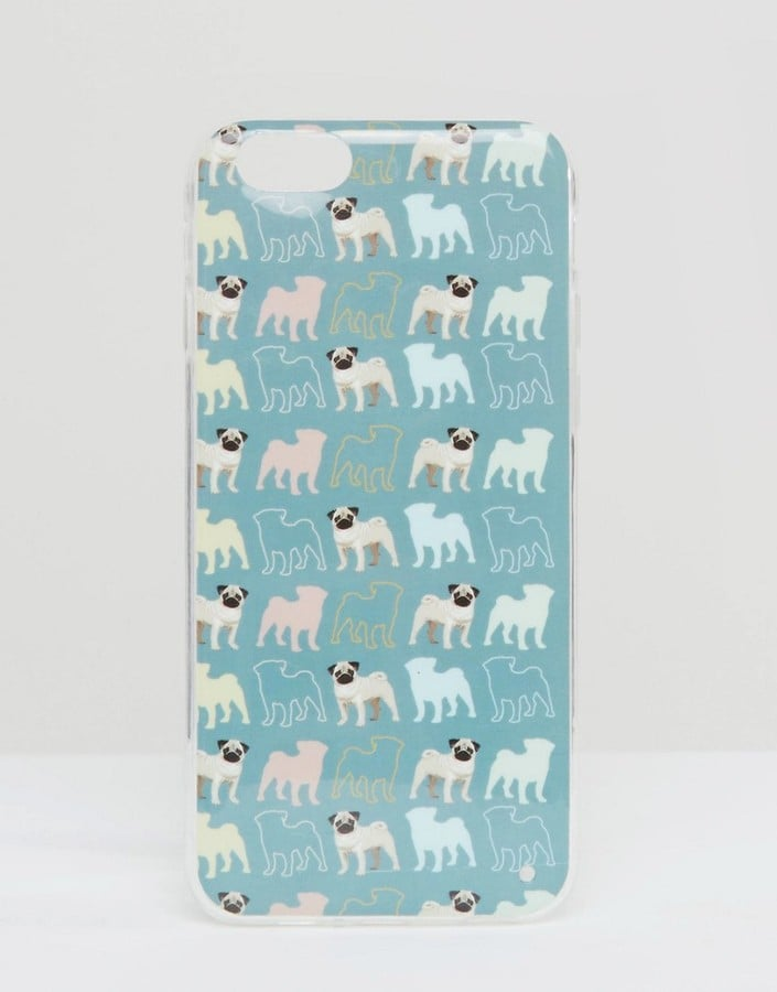 Signature iPhone 6 Case in Pug Print ($10)