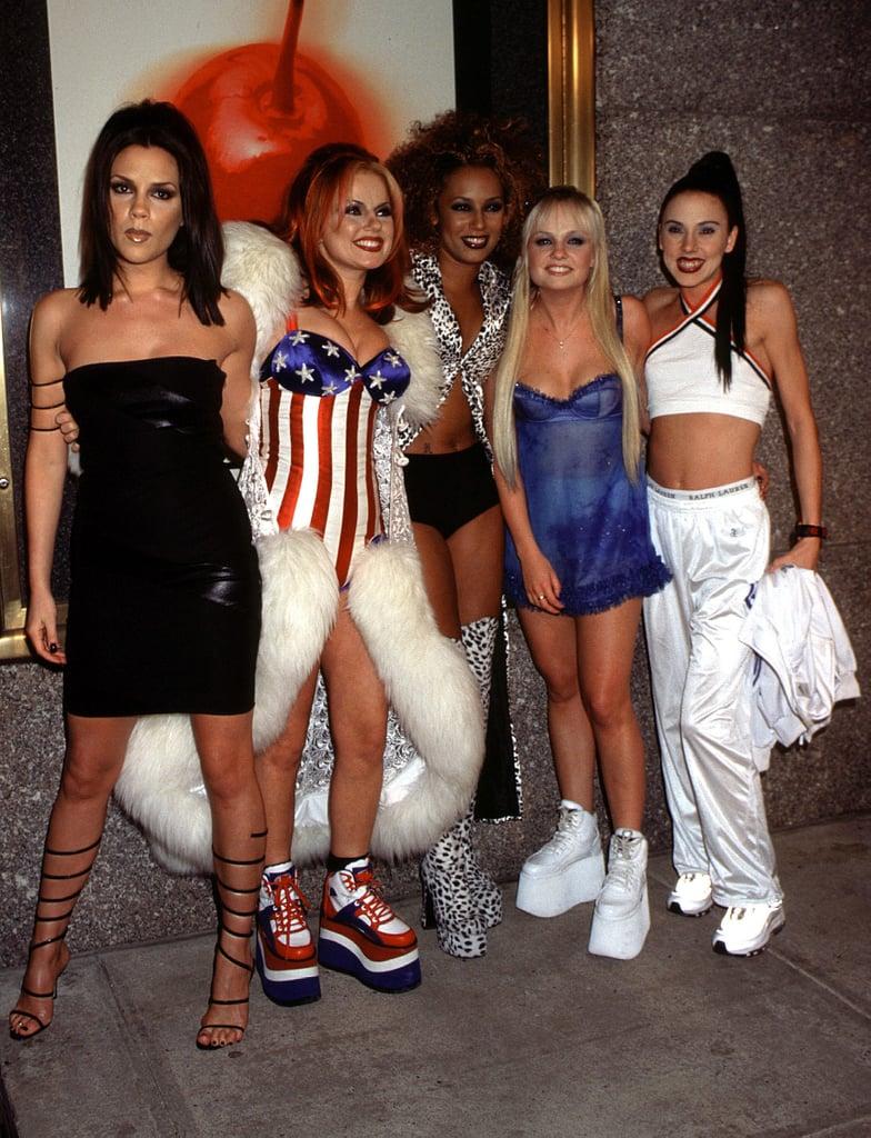 Posh Spice | '90s Costume Ideas For Halloween