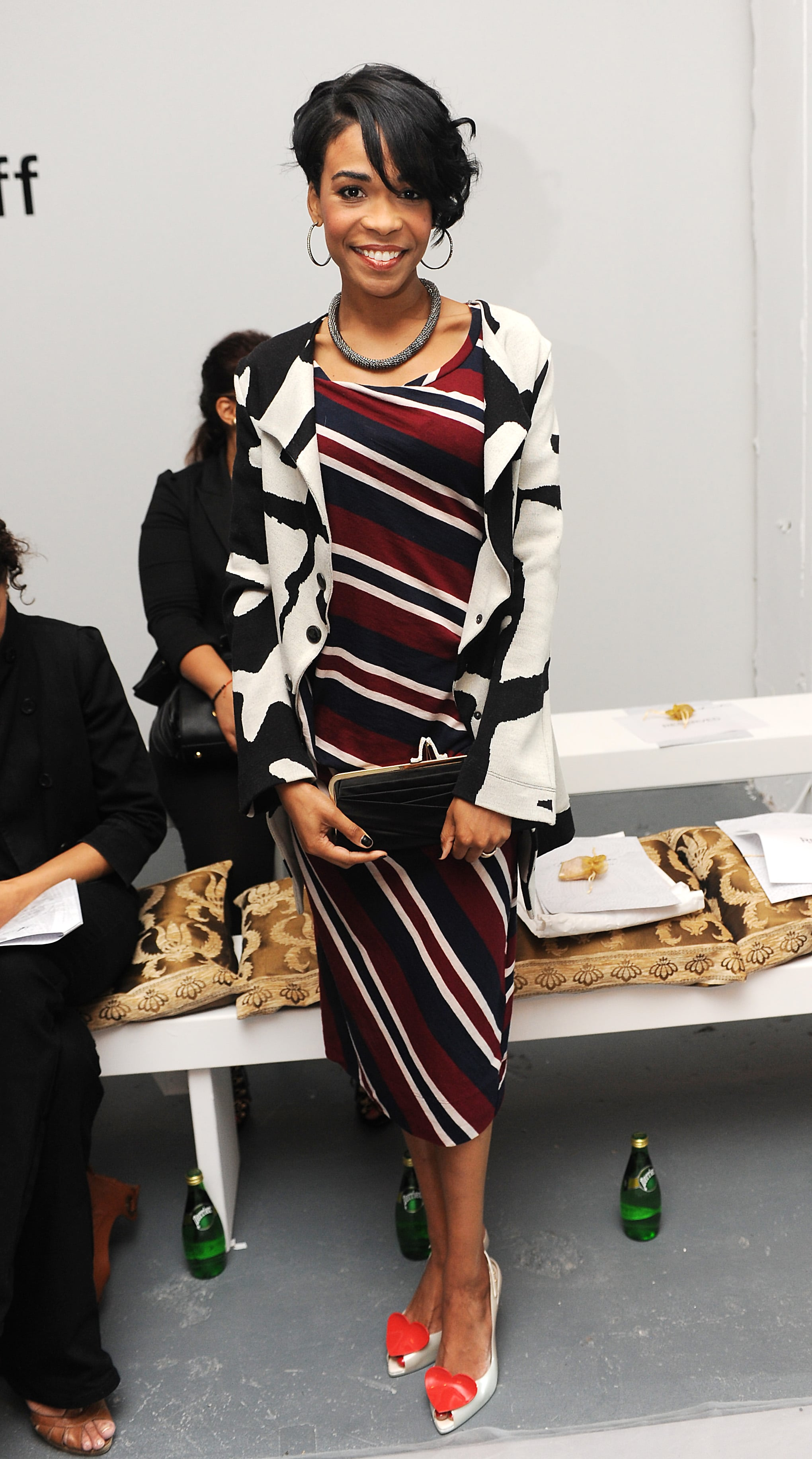 Photos From The Front Rows At London Fashion Week Shows ...