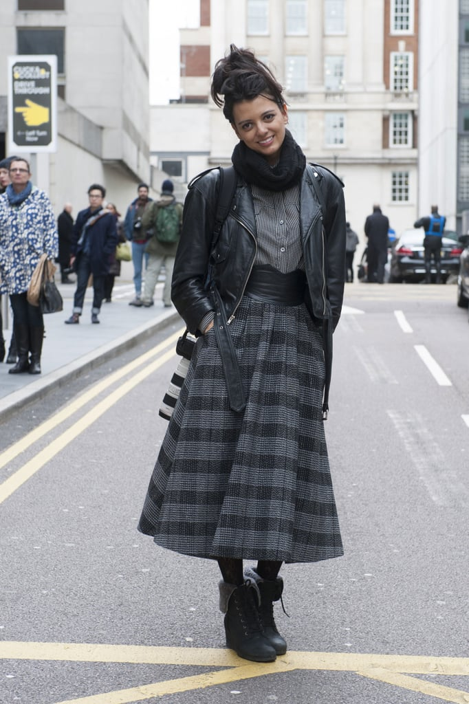 LFW Street Style Day Four