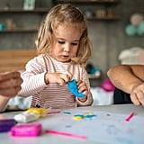 Sensory Experiences With Play Dough