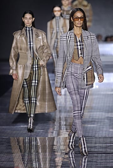 Burberry in Nature Spring/Summer 2021 Fashion Show