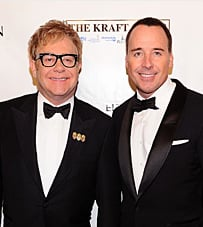 Elton John and David Furnish Welcome a Son at Christmas!