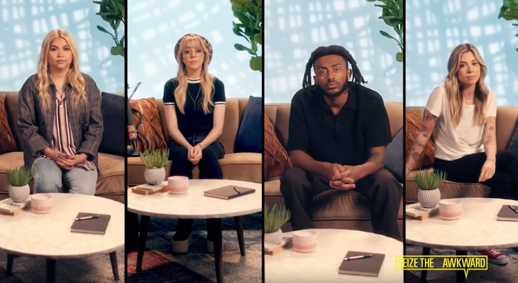 "Hayley Kiyoko in ""Seize the Awkward"" Campaign"