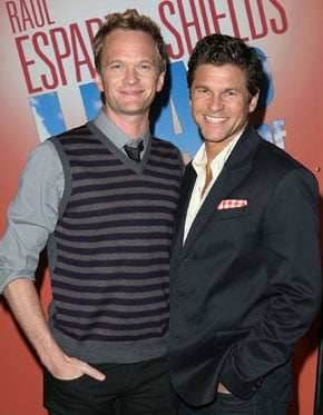 Neil Patrick Harris and David Burtka Welcome Twins 2010-10-15 13:40:00