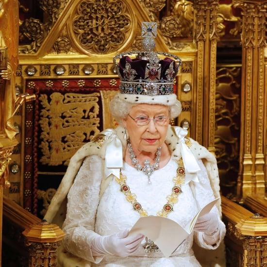 جميع قلائد الملكة إليزابيث الثانية