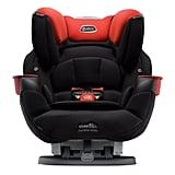 Evenflo SafeMax Platinum All-in-One Convertible Car Seat