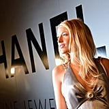 Blake Lively Brings Her Ring and Ryan Reynolds to a Chanel Celebration