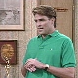 Where you recognize him from: McGinley was Jefferson, the neighbor, on Married With Children.