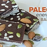 Pumpkin Seed Energy Bars