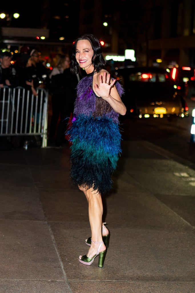 Cynthia Rowley at Marc Jacobs's Wedding