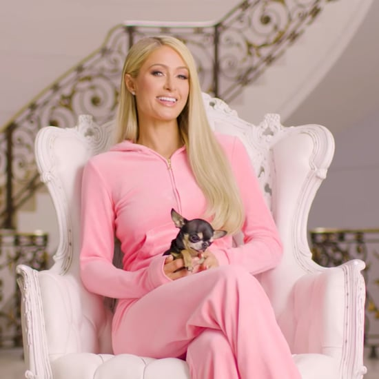 Watch Paris Hilton's Juicy Couture Vogue Video Interview