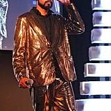 Mustafa Khan, a tech entrepreneur, hosted the event.