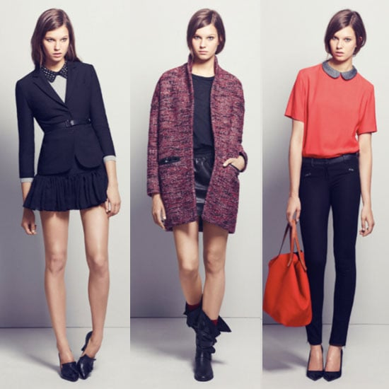 Maje Fall 2011 Lookbook Pictures