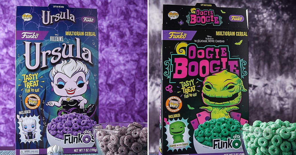 Spirit Halloween Funko Cereal