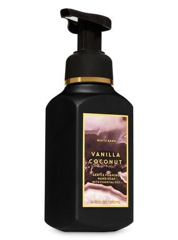 Bath & Body Works Vanilla Coconut Gentle Foaming Hand Soap
