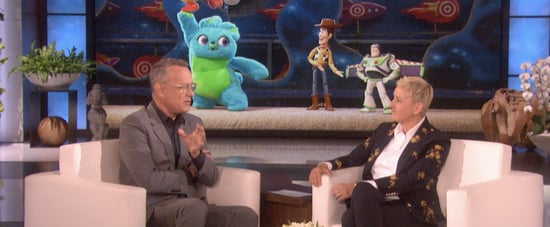Tom Hanks on The Ellen DeGeneres Show Video May 2019
