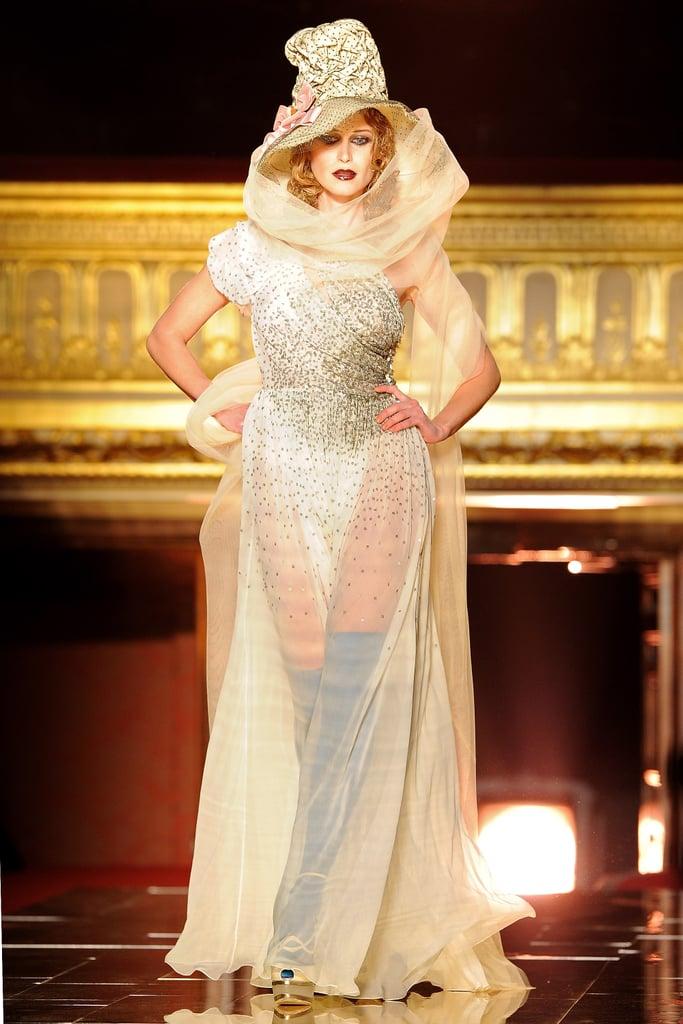 Spring 2011 Paris Fashion Week: John Galliano