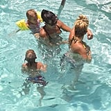 Jamie Lynn Spears Bikini Pictures With Lynne Spears
