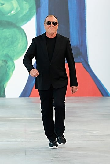 Michael Kors Is Leaving New York Fashion Week