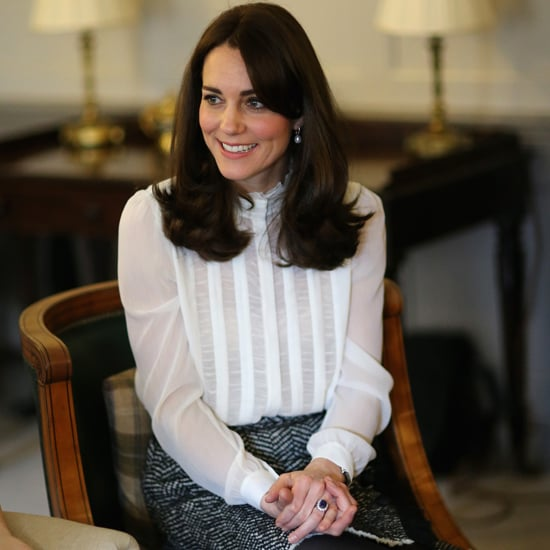 Duchess of Cambridge's Outfit at The Huffington Post