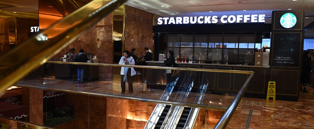 Starbucks Trump Tower Boycott