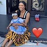See Pictures of Kaavia James's Wiz-Themed 1st Birthday Party