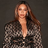 Beyoncé's Fringe Area Heels Will Stop You in Your Tracks