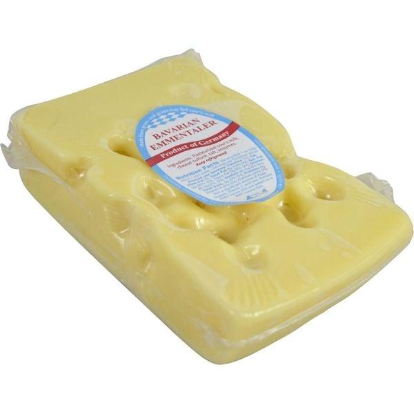 Bavarian Emmentaler ($11 per pound)
