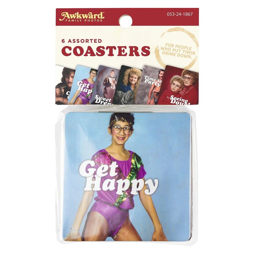 Awkward Family Photos Everyday Coaster Set