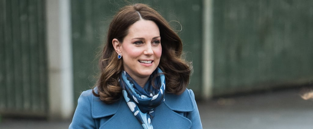 Kate Middleton Just Followed 1 of Meghan Markle's Favorite Styling Tricks