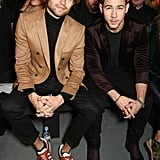 Nick Jonas and Douglas Booth Should Not Be Permitted to Sit Next to Each Other