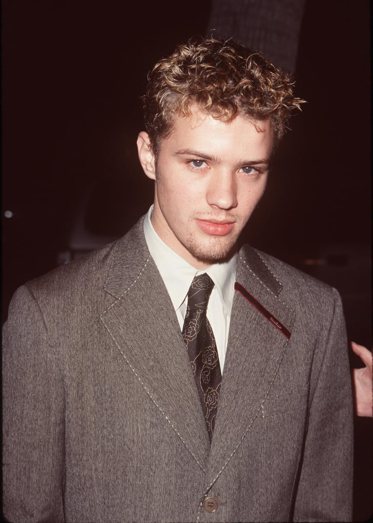 Ryan Phillippe, 1998 | Celebrities' First Red Carpet ... Ryan Phillippe