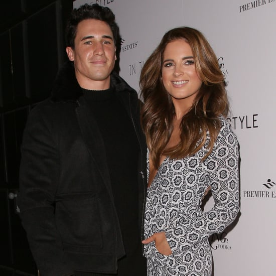 Binky Felstead Pregnancy Announcement | Jan 2017