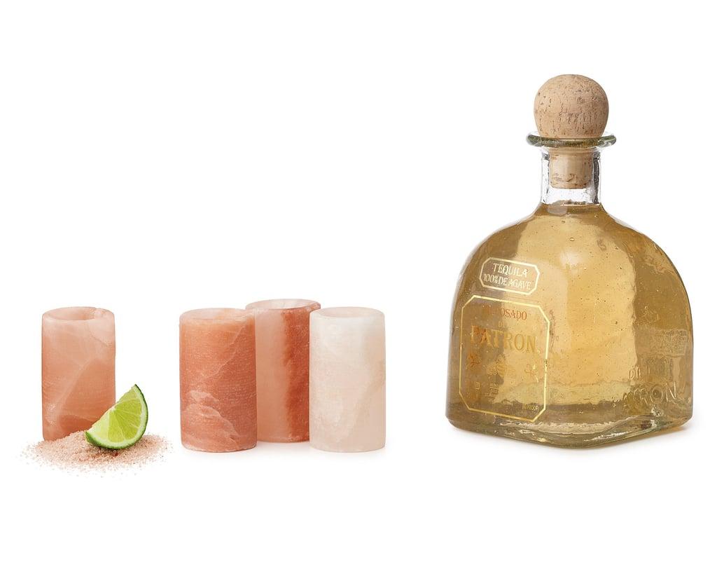 Himalayan Salt Tequila Glasses