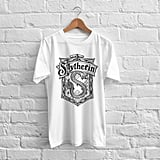 Slytherin House Black and White T-Shirt ($17)