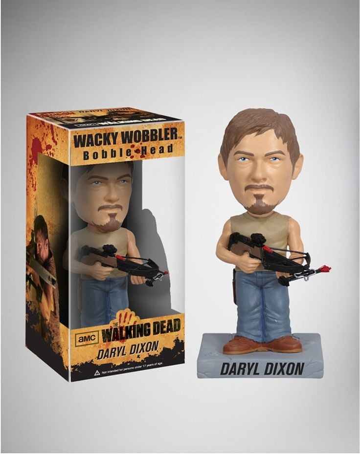 The Walking Dead Daryl Dixon Bobblehead ($15)
