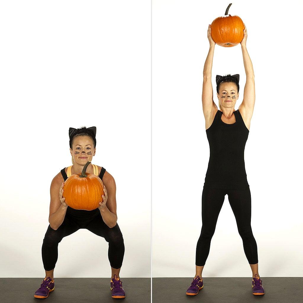 Image result for pumpkin workout
