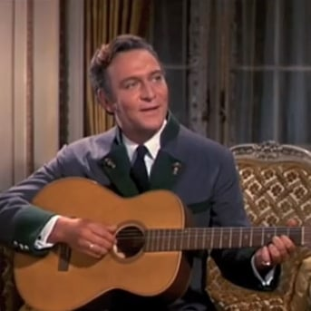 Christopher Plummer The Sound of Music Video