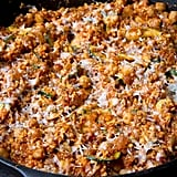 Vegetarian Cauliflower Rice Skillet Meal