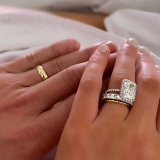 Lea Michele's Wedding Ring