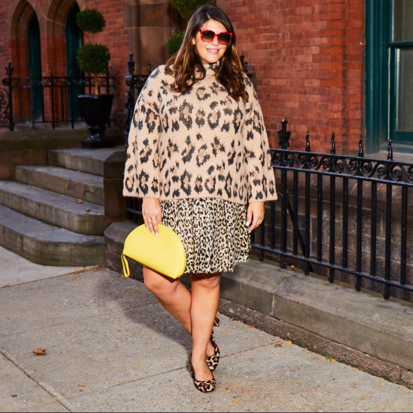 How to Wear Leopard Print For All Body Types