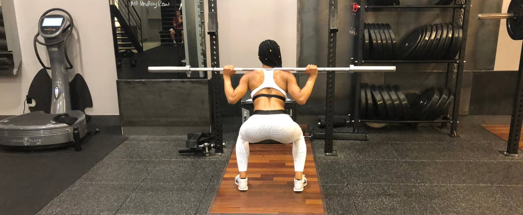 How to Do a Barbell Squat