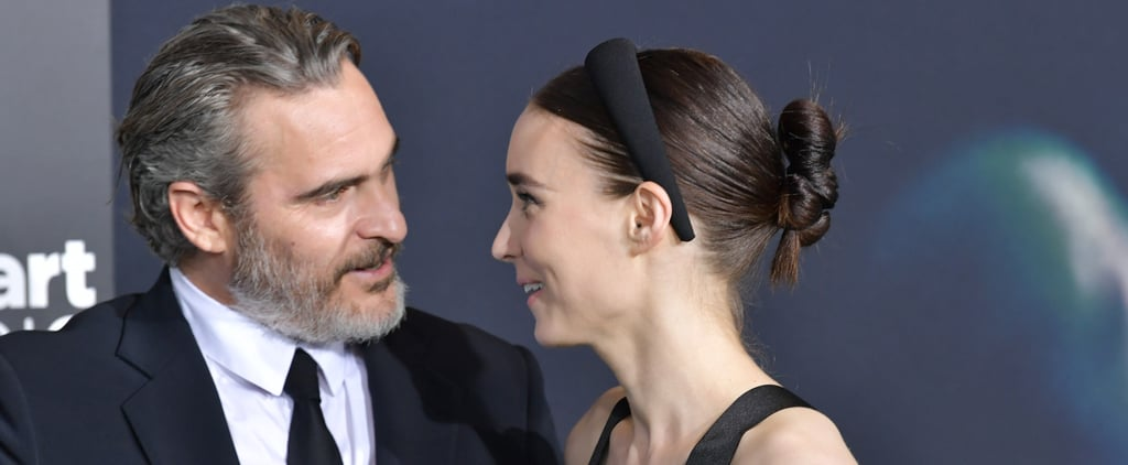 Joaquin Phoenix and Rooney Mara Name Baby Boy River