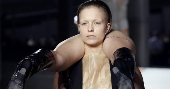 Rick Owens Explains WTF Happened At His Paris Fashion Week Show